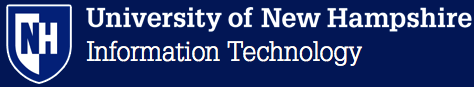 University of New Hampshire -  Information Technology